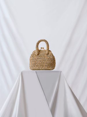 SAC EN CROCHET LUREX® SCALA