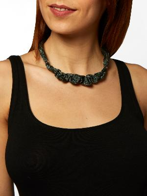 COLLIER SERPENTINE